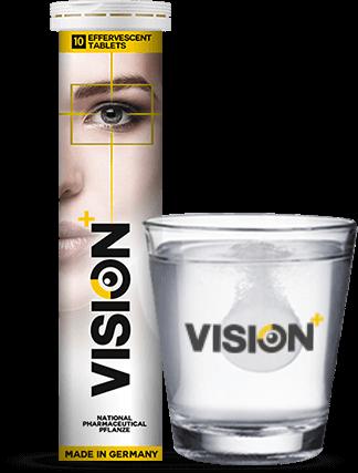Vision+ (Вижн Плюс) - таблетки для восстановления зрения. Цена производителя. Фирменный магазин.