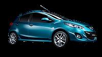 Mazda 2 10-14 кузов и оптика