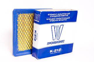 Фильтр воздушный ПРОМБИЗНЕС К-212