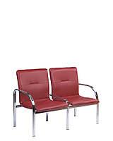 Кресло для зоны ожидания округлое STAFF-2 (Nowy Styl)