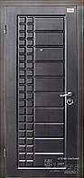 Двери входные Abwehr - Siona 960*2050 мм. (венге темный/венге светлый)