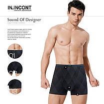 Мужские боксеры стрейчевые  Марка «IN.INCONT»  Арт.3585, фото 2