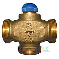 Трехходовой термостатический клапан HERZ CALIS-TS-RD 1 1/2 ВР