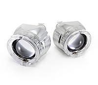 Линзы биксеноновые Infolight G5 тип3 LED (с АГ) (пара)