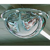 Купоьные зеркала на потолок D = 600х360