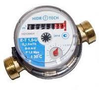Счетчик для холодной воды Hidrotech E-T 1.5-U 1|2 (с КМЧ)