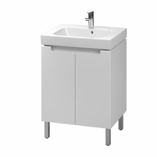 Комплект:шкафчик под умывальник KOLO MODO 60 см+умывальник мебельный 60 см