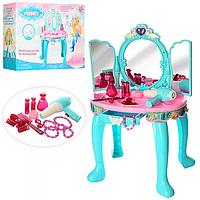 """Игровой набор """"Туалетный Столик маленькой модницы"""" с аксессуарами (свет, звук)"""