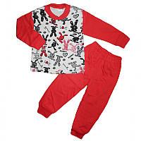 Пижама для девочки 1-4года (110-128)