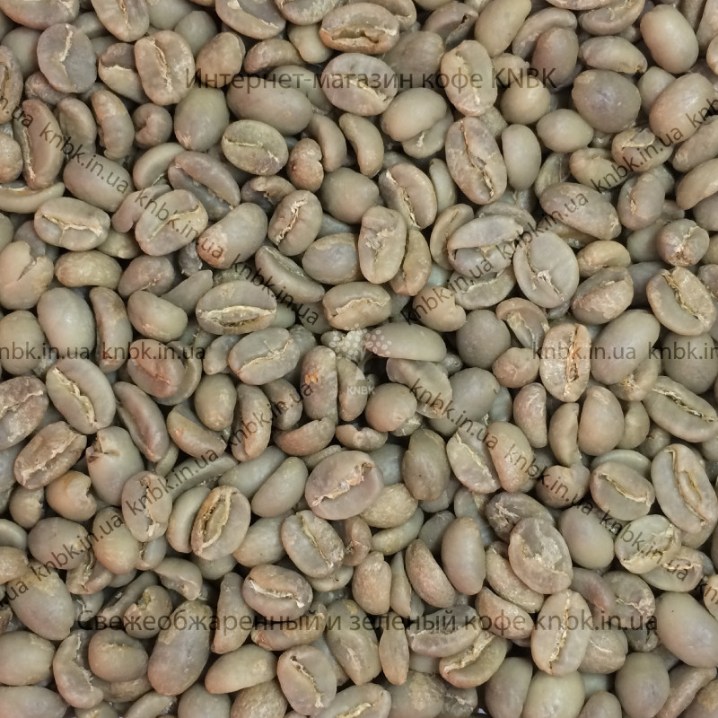 Арабика Эфиопия Лиму (Arabica Ethiopia Limu) 200гр. ЗЕЛЕНЫЙ кофе