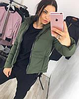 Женская модная демисезонная куртка (4 цвета)