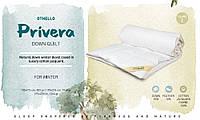 Одеяло Othello Privera пуховое 155*215 полуторного размера