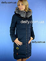 Пальто женское на тинсулейте (M-3XL), пуховик Symonder 7125,  Hailuozi, Peercat, Meajiateer, Visdeer, Jarius
