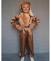 Карнавальный костюм для мальчика Собачка |  Новорічний костюм Собаxка