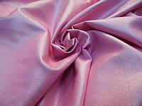Кожзам светло-розовый