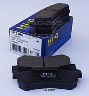 Задние тормозные Lacetti до 2006 г. Hi-Q SP1160