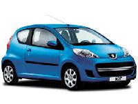 Peugeot 107 05-14 кузов и оптика