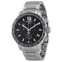 Мужские часы Tissot T0954171106700 Quickster Chronograph