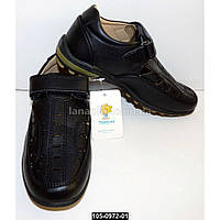 Летние туфли для мальчика, 27-32 размер, супинатор, сандалеты