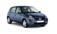 Renault Clio 2 98-01-05 кузов и оптика