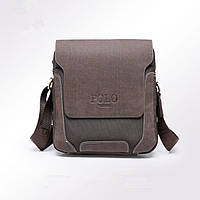 Мужская стильная сумка Polo Оксфорд