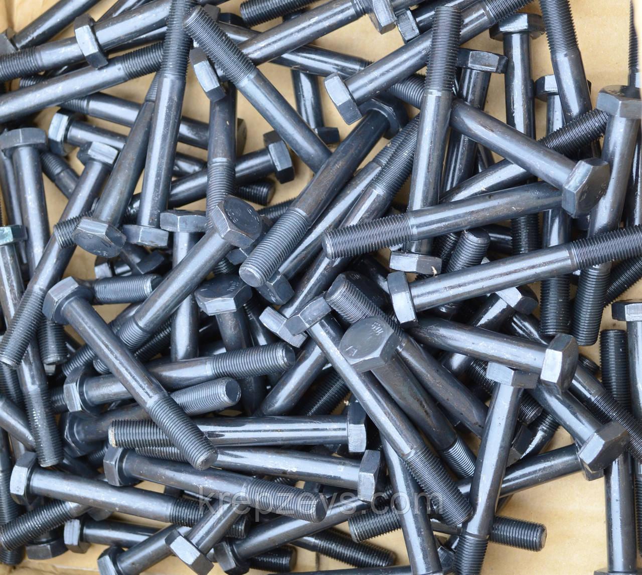 Болты с мелкой резьбой М20х1,5 DIN 960