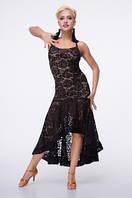 Платье для Латины ПЛ-907 (р.42)