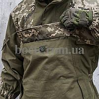 """Костюм горный """"Горка - 4"""" АНОРАК СпН Укр.Пиксель, фото 4"""
