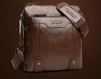 Чоловіча шкіряна сумка. Модель 61182, фото 6