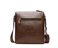 Чоловіча шкіряна сумка. Модель 61182, фото 2
