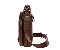 Чоловіча шкіряна сумка. Модель 61182, фото 3