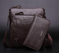Чоловіча шкіряна сумка. Модель 61182, фото 8