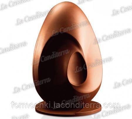 Полиэтиленовая форма для шоколадных скульптур PAVONI KT91
