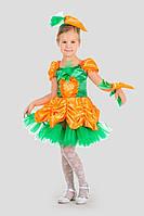 Карнавальный костюм для девочки Морковка