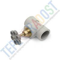 KAN-therm РР Запорный проходной вентиль для открытого монтажа 32