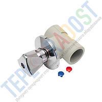 KAN-therm РР Запорный проходной вентиль для скрытого монтажа 25