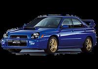 Subaru Impreza 01-02-05-07 кузов и оптика
