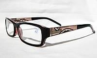 Очки для зрения FARSI 10536  (вставка Изюмское стекло)