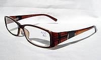 Очки для зрения FARSI 7171 (рмц 60) (вставка Изюмское стекло)
