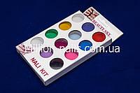 Бархатный песок для маникюра, 12 цветов