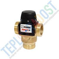 Термостатический смесительный клапан VTA572 ESBE G 11/4 DN25 45-65 C kvs 4.8