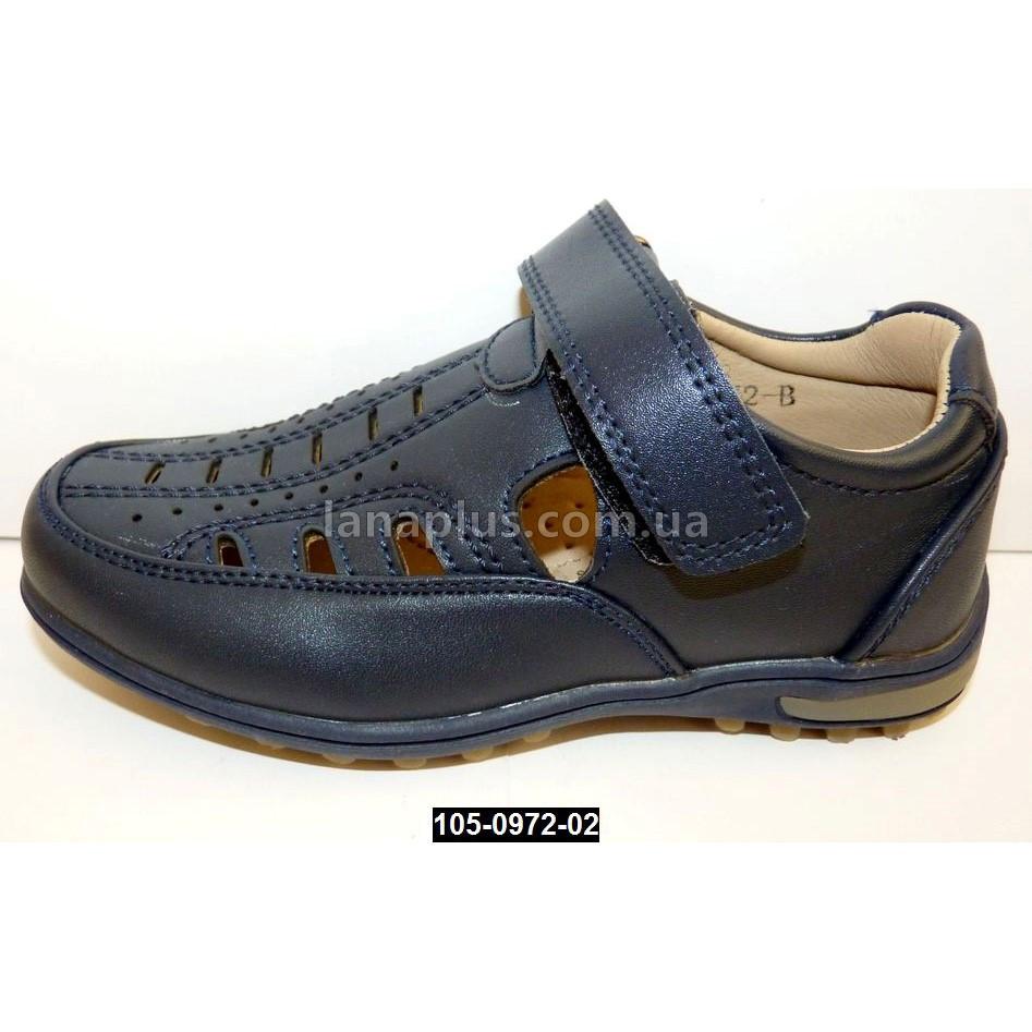 Летние туфли для мальчика, 27-28, 32 размер, супинатор, сандалеты Tom.m