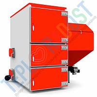 Котел с автоматической подачей топлива Heiztechnik Q MAX BIO DUO 120-150 кВт 120