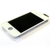 Дисплей, модуль (экран+сенсор) IPHONE 4s Белый, фото 1