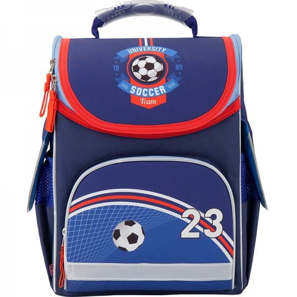 Рюкзак ранец школьный каркасный GoPack by KITE