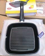 Сковорода-гриль A-PLUS 24 см
