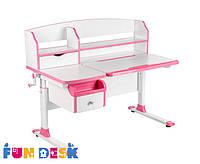 Детская парта-трансформер FunDesk Sognare Pink