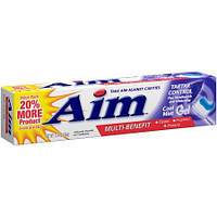 Зубная паста Aim Multi Benefit Tartar Control 156g.(USA)
