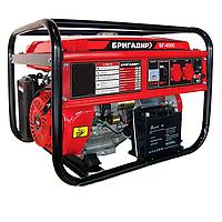 Бензиновый генератор Бригадир БГ-4500E