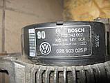 Генератор б/у на VW: Caddy 2, Golf 3, Sharan, Passat, Polo, T4, Vento, фото 5